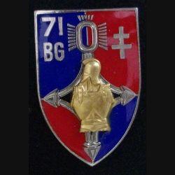 71°BG : 71°BATAILLON DU GÉNIE SAHARIEN (DRAGO R 87)