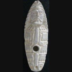 LAMPE A L'HUILE ÉGYPTIENNE EN PIERRE