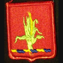 USA : Nebraska National Guard State H.Q.s US army patch