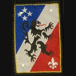 3°CA : 3°CORPS D'ARMÉE LION (TISSU)
