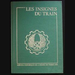 0. LES INSIGNES DU TRAIN DU CAPITAINE MOUROT