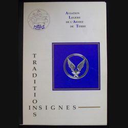 0. ALAT : livre sur Traditions et insignes de l'aviation légère de l'armée de terre