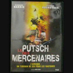 DVD : LE PUTSCH DES MERCENAIRES (HARRIS - ROUNDTREE) (C64)