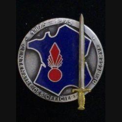 PROMOTION EOR COET : CENTENAIRE DES OFFICIERS DE RÉSERVE