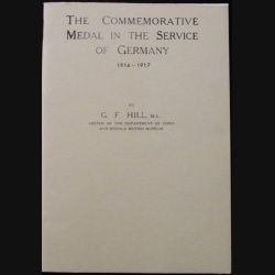 0. THE COMMEMORATIVE MEDAL IN THE SERVICE OF GERMANY 1914-1917 (C90)