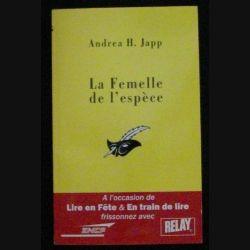 LA FEMELLE DE L'ESPECE (ANDREA H.JAPP) (C76)
