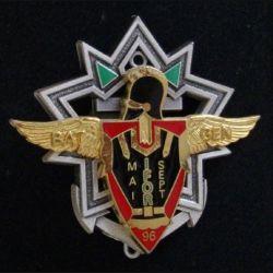 3°RG : 3°RÉGIMENT DU GÉNIE IFOR MAI SEPTEMBRE 1996