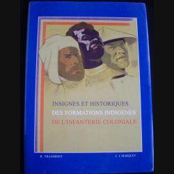0. INSIGNES ET HISTORIQUES DES FORMATIONS DE L'INF COLONIALE
