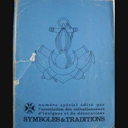 0. LES INSIGNES HOMOLOGUÉS DE 1945 A 1990 SYMBOLES&TRADITIONS