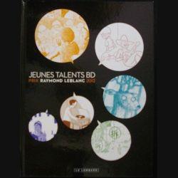 1. JEUNES TALENTS BD PRIX RAYMOND LEBLANC 2012 (C94)