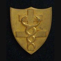 SERVICE DE SANTÉ DES FORCES FRANÇAISES LIBRES (SANS ATTACHE)