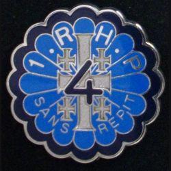 1°RHP : 1°RÉGIMENT DE HUSSARDS PARA 4°ESCADRON (Y.BOUSS 2004)