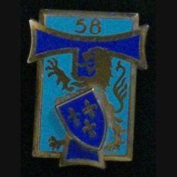 58°RT : 58°RÉGIMENT DE TRANSMISSIONS (DELSART 1914)