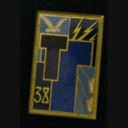 38°RT : 38°RÉGIMENT DE TRANSMISSIONS (DRAGO 576)
