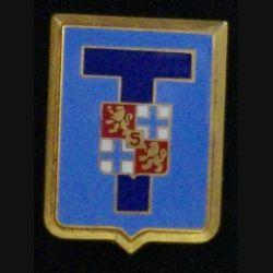 TRANS : COMMANDEMENT ET DIRECTION TRANS 5°RÉGION MILITAIRE