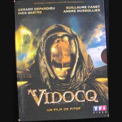 DVD : VIDOCQ (DEPARDIEU - DUSSOLIER - SASTRE - CANET) (C65)