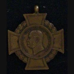 ALLEMAGNE : CROIX ALSEN 29 JUIN 1864 (SANS RUBAN)