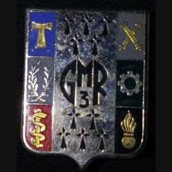 GMR N°3 : GROUPEMENT DES MOYENS RÉGIONAUX N°3 (D NOISIEL)