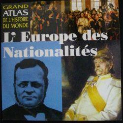 CD ROM MAC PC : L'EUROPE DES NATIONALITÉS (C90)