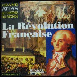 CD ROM MAC PC : LA RÉVOLUTION FRANÇAISE (C90)