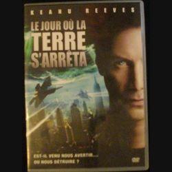 DVD : LE JOUR OU LA TERRE S'ARRETA AVEC KEANU REEVES (C64)