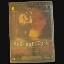 DVD : RESURRECTION DE RUSSEL MULCAHY AVEC CHRISTOPHE LAMBERT (C64)