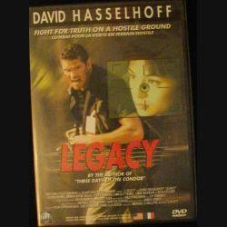DVD : LEGACY AVEC DAVID HASSELHOFF (C64)