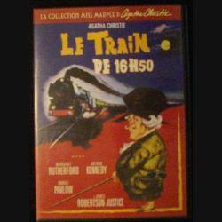 DVD : LE TRAIN DE 16H50 DE AGATHA CHRISTIE AVEC M. RUTHERFORD (C64)