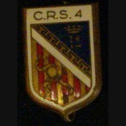 CRS 4 : COMPAGNIE RÉPUBLICAINE DE SÉCURITÉ 4 (DOM) N°15 ÉMAIL