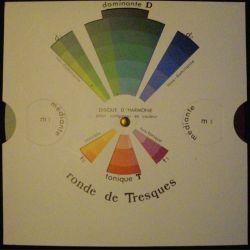 PEINTURE : Ronde des Tresques pour apprendre les couleurs (C93)
