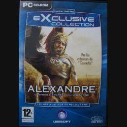 1. EXCLUSIVE COLLECTION : ALEXANDRE STRATÉGIE TEMPS RÉEL UBISOFT (C64)