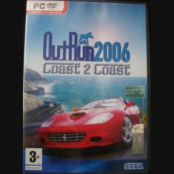 1. OUTRUN 2006 COAST 2 COAST SEGA (C64)