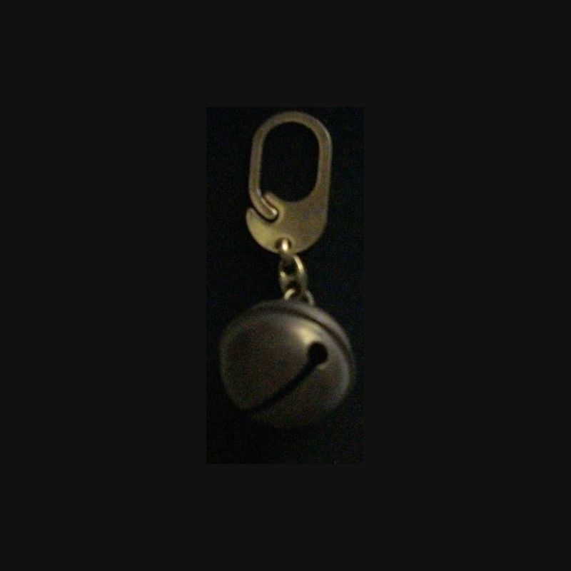 Porte clefs grelot a animal en m tal hauteur 10 cm for Collection de porte clefs