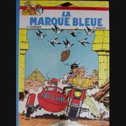 LA MARQUE BLEUE DE FOURNIER ET DUBUCK (A. DE LA MARENEUVE) AUX EDITIONS GIP (C83)