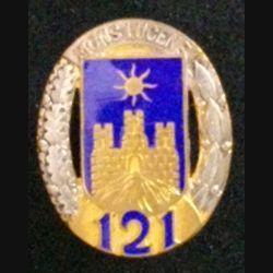 121°RI : 121°RÉGIMENT D'INFANTERIE BLEU FONCÉ (DRAGO)