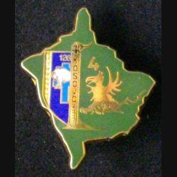 126°RI : 126°RÉGIMENT D'INFANTERIE 4°COMPAGNIE KOSOVO 2001