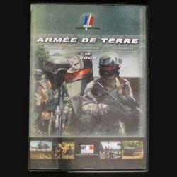 DVD : L'ARMÉE DE TERRE EN 2008 ORGANISATION EQUIPEMENTS IMPLANT
