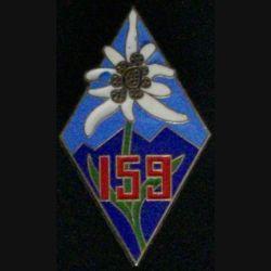 159° RIA : 159° RÉGIMENT D'INFANTERIE ALPINE (DELSART)