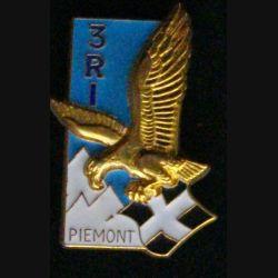 3°RI : 3°RÉGIMENT D'INFANTERIE PIÉMONT (BALLARD 2006)