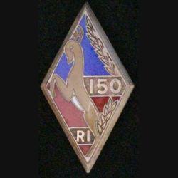 150° RI : 150° RÉGIMENT D'INFANTERIE (D BÉRANGER)