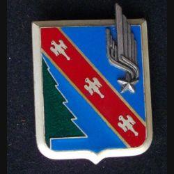4° DAM : insigne de la 4° division aéromobile de fabrication Delsart G. 3279