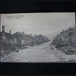 CARTE POSTALE GUERRE 1914-1918 : LOUPMONT BEI ST MIHIEL