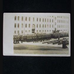 CARTE POSTALE GUERRE 1914-1918 : REVUE CHAUSSURES 28 MAI 1914