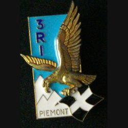 3°RI : 3°RÉGIMENT D'INFANTERIE PIEMONT (DELSART 2006)