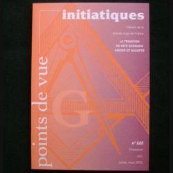 Points de vue initiatiques n°122 Juin - Juillet - Août 2001 (C66)
