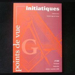 Points de vue initiatiques n°111 Octobre - Novembre 1998 (C66)