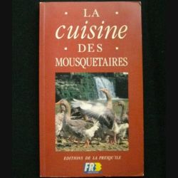 LA CUISINE DES MOUSQUETAIRES (C80)