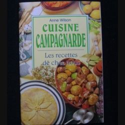 Cuisine campagnarde de anne wilson ma collection pas ch re for Photo de cuisine campagnarde