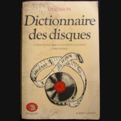 Dictionnaire des disques de Diapason de Robert Laffont (C66)
