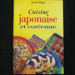 Cuisine japonaise et coréenne de Anne Wilson aux éditions Könemann (C72)